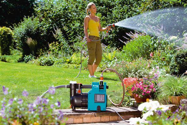 Если насос нужен только для полива, достаточно приобрести агрегат производительностью 1 м3/ч