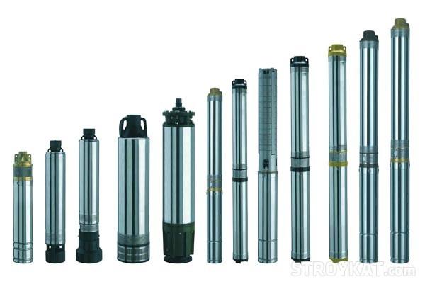 Геометрические размеры – один из основных параметров для установки насоса в скважину