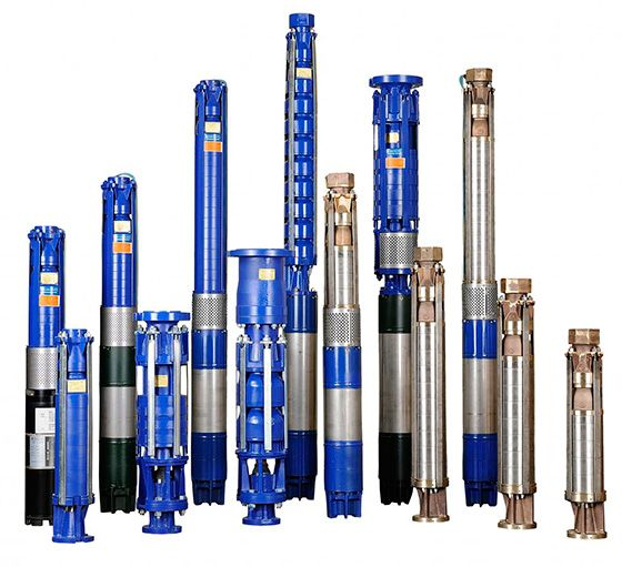 Водяной глубинный насос – незаменимое устройство для добычи воды из артезианских скважин