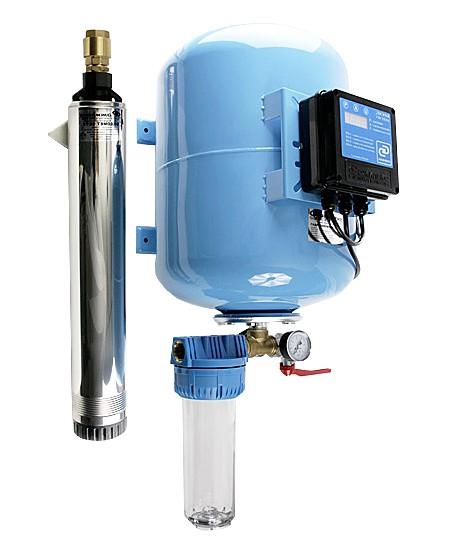 Система автоматизированного водоснабжения Водомет Дом
