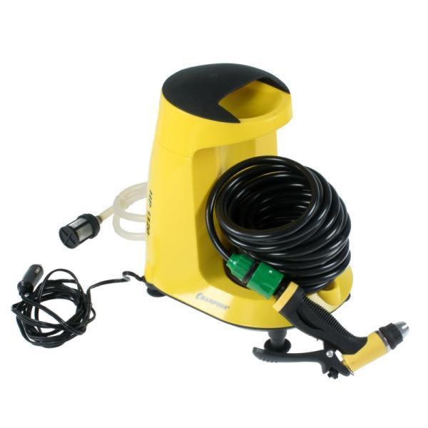 Основной рабочий узел портативной автомойки – водяной насос высокого давления 12 вольт