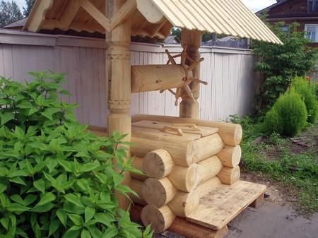 Как построить деревянный домик
