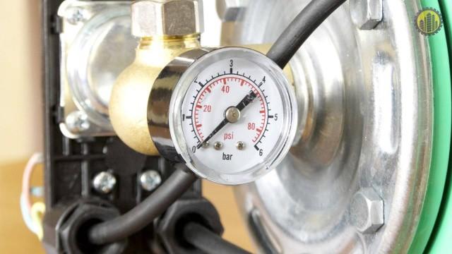 почему гидроаккумулятор не держит давление воздуха