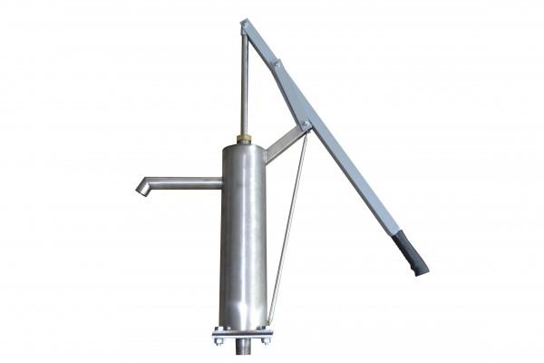 Решить задачу подъема воды с большой глубины (до 30 метров) могут только штанговые устройства