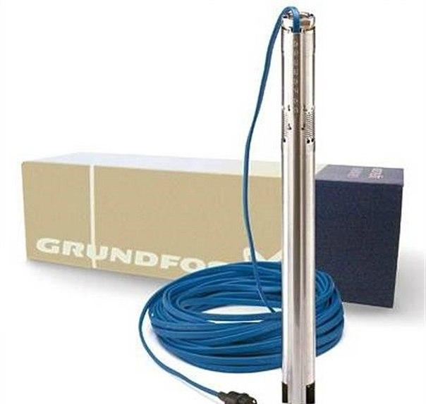 Грундфос – самое надежное устройство