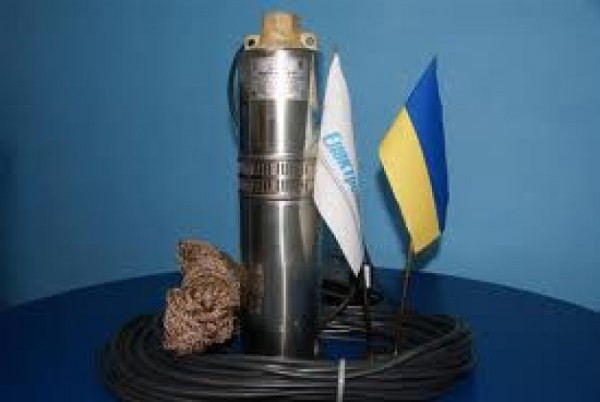 Украинский насос Водолей для скважины