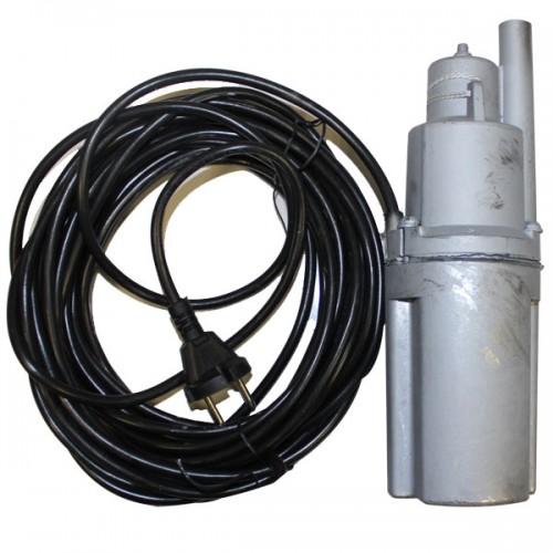 Выбирайте длину кабеля в соответствии с глубиной колодца и расстоянием до источника питания