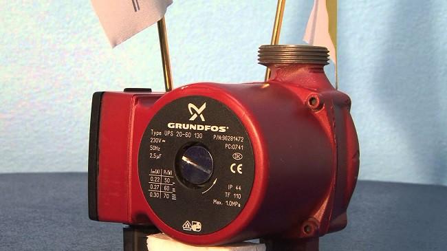 Насос upa grundfos 15 90 для повышения давления
