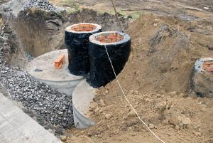 Кольца колодезные – это высококачественные изделия цилиндрической формы.