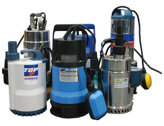У каждого бытового насоса есть своя сфера применения, в которой он работает особенно долго и эффективно.