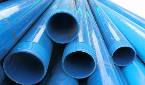 Обсадные пластиковые трубы для скважин выпускаются различных диаметров.