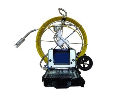 Система видеоконтроля трубопроводов и скважин