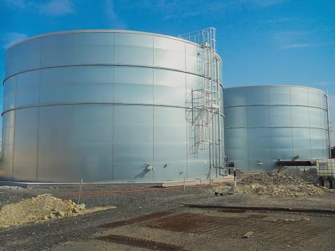 Ёмкости для обеспечения пожарного запаса воды