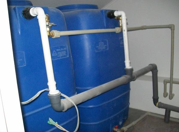Как сделать ёмкость для воды 920