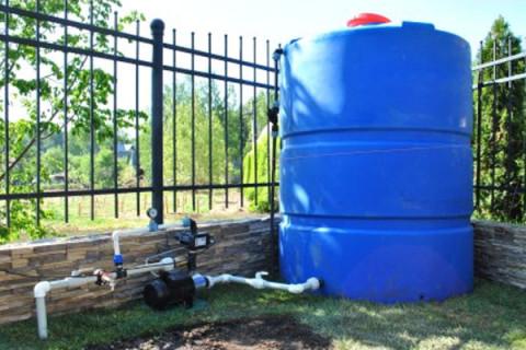 Такого запас воды хватит на несколько дней