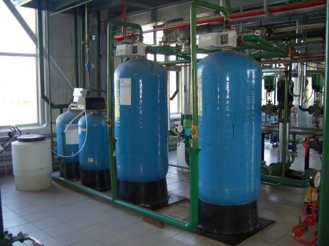 Подготовка воды для котельной