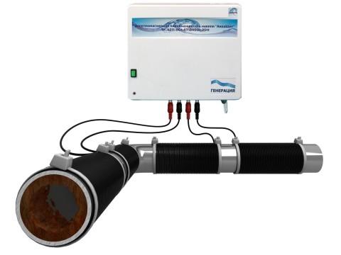 Прибор электромагнитный для подготовки воды