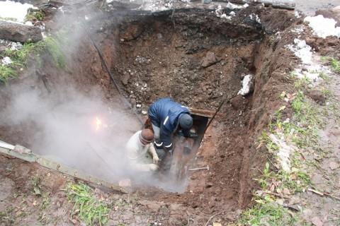 Трубопроводы стальные для горячего водоснабжения изнашиваются сильнее