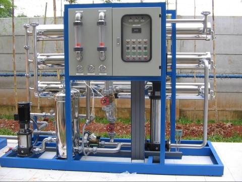 Установка для подготовки воды