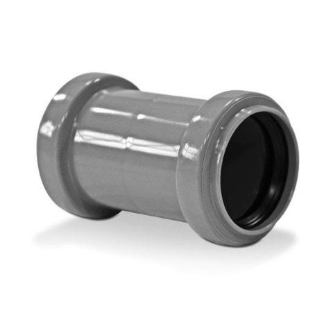 Муфта для одного диаметра труб