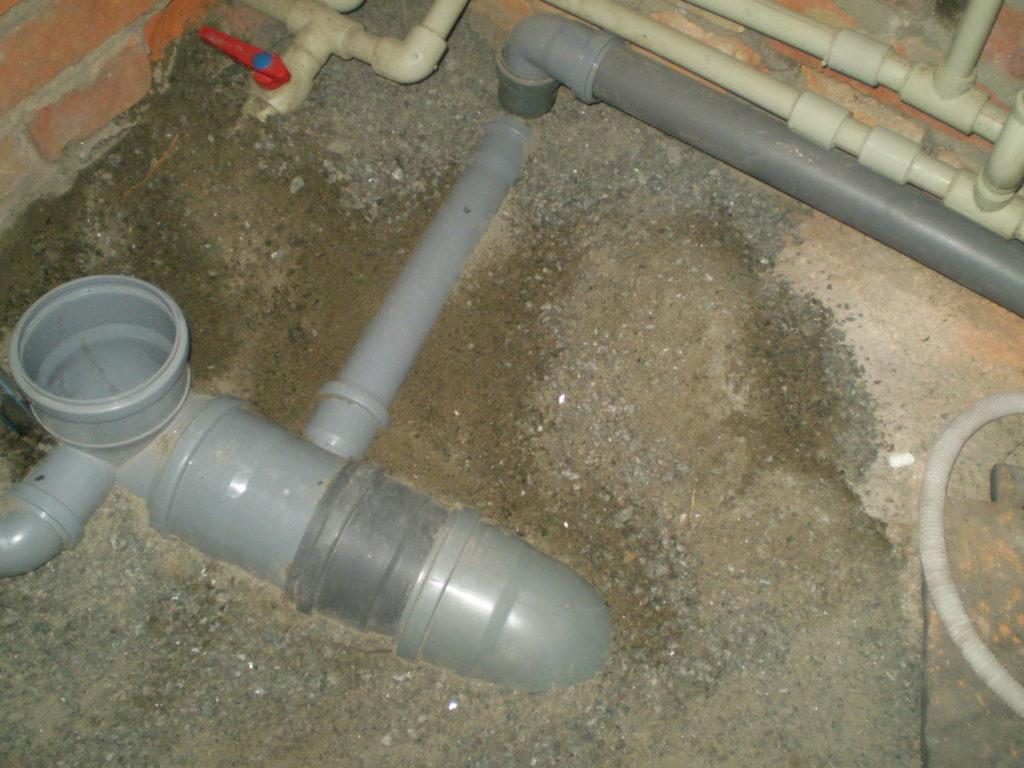 Как сделать канализацию по дому своими руками
