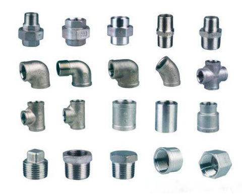Стальные элементы для трубопроводов