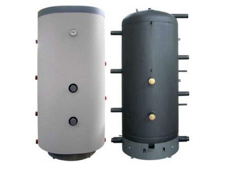 Теплоаккумуляторы, или буферные емкости
