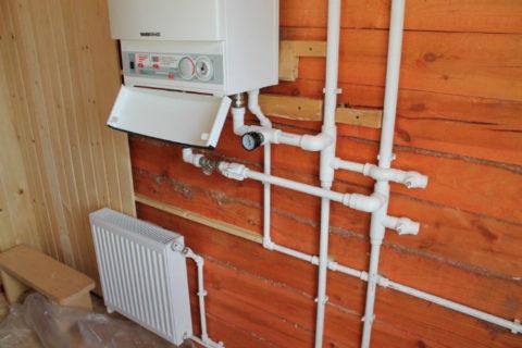 Отопление электрокотлом: включил и забыл