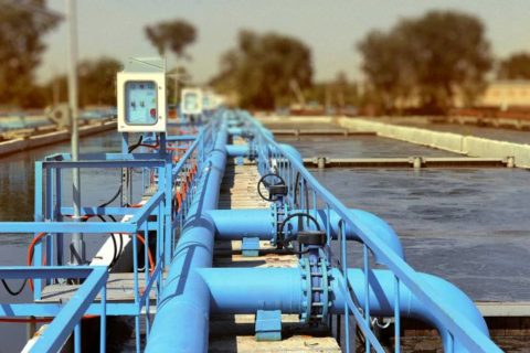 Водоканал отвечает за подачу питьевой воды и утилизацию бытовых и промышленных стоков