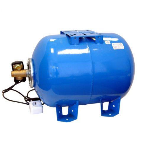Гидроаккумулятор — напорный бак для водоснабжения