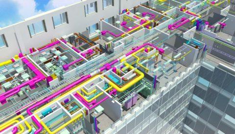 Нам предстоит знакомство с инженерными сетями жилых и общественных зданий