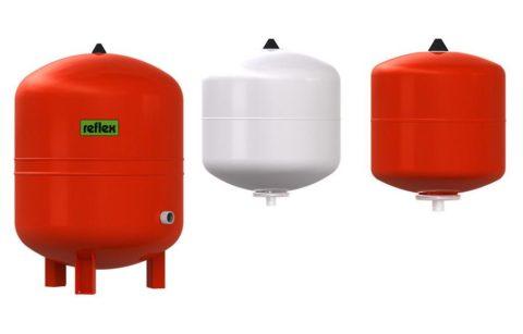 Расширительный бак reflex: водоснабжение может быть безопасным