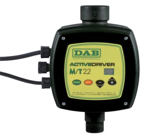 Автоматическое реле для управления насосом с датчиком давления
