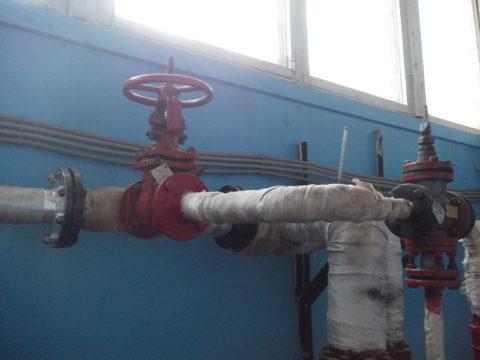 Открытая врезка ГВС в подачу означает, что в пик холодов в краны пойдет нагретая до 110-150 градусов вода