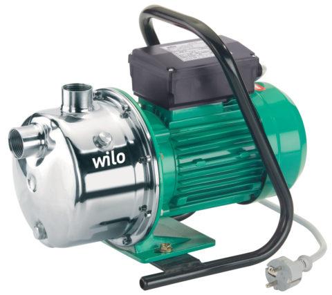 Самовсасывающий прибор от Wilo