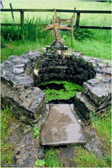 как привратить воду с колодца в живую воду Сердце Столицы