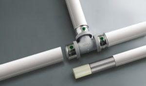 Пластиковые трубы для домашнего водопровода