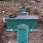 Биоактиваторная станция для домашней канализации