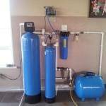 Сорбционные фильтры используют для очистки воды от железа в домашних условиях
