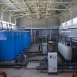 Станция обезжелезивания артезианской воды