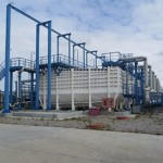 Блок оборотного водоснабжения крупного завода