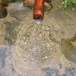 Каптаж родника – чтобы было удобно брать воду