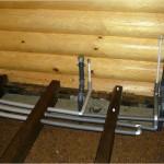 Места прохождения труб через строительные конструкции заключают в «стакан»