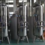Оборудование для оборотного водоснабжения на линии мойки полимеров