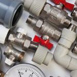 Выбор соединительной арматуры осуществляется в зависимости от конфигурации системы