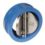 Клапан межфланцевый обратный, в чугунном корпусе – для крупных наружных тубопроводов