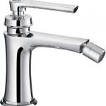 Кран смесительный с поворотной рукояткой и насадкой «душ»
