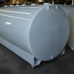 Металлический бак на 1000 литров 41000 рублей