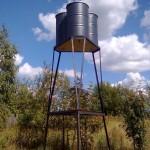 Накопительные баки для сезонного водоснабжения и полива