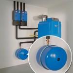 Настенный гидроаккумулятор горячей воды